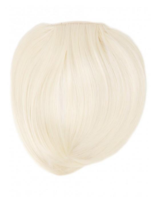 Fringe - Platinum Blonde #60