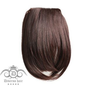 Fringe - Chocolate Brown #04
