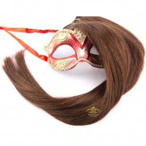 "20"" Hair - Light Brown #08"