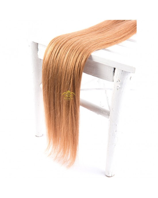 "20"" Human Hair - Ash Blonde #12"