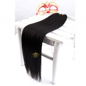"20"" Hair - Natural Black #1b"