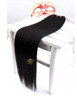 "20"" Hair - Natural Black #1b"