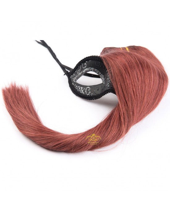 "20"" Hair - Red Auburn #33"