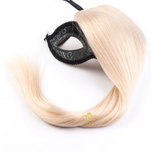"20"" Hair - Platinum Blonde #60"