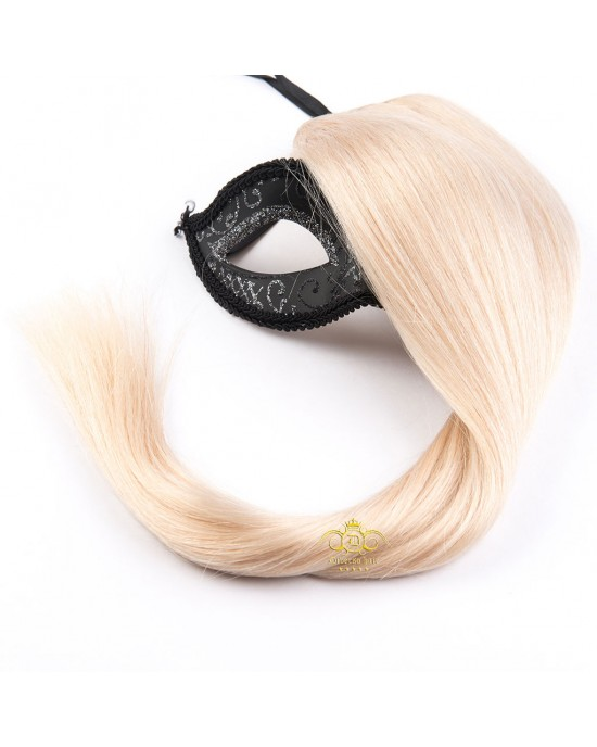 "20"" Hair - Platinum Blonde #60"