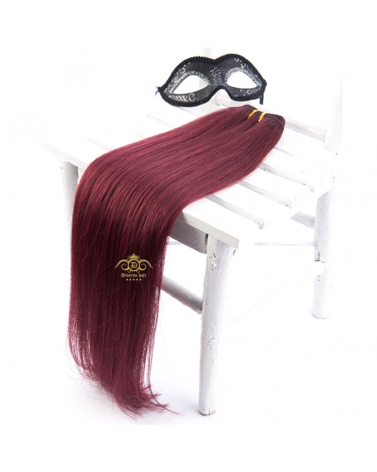 "20"" Hair - Purple #99J"