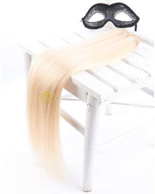 "24"" Hair - Light Blonde #613"