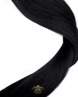 """26"""" HAIR - Jet Black #01"""