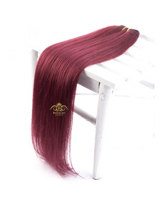 """26"""" HAIR - Purple #99J"""