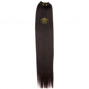 8A Straight weft Natural brown #02