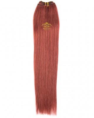 8A Straight weft Golden brown #33