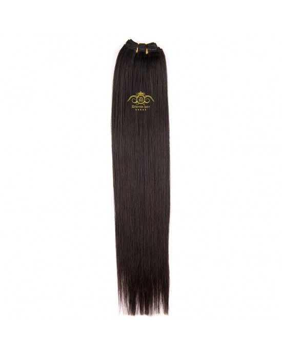 Diamond hair - Natural brown #02