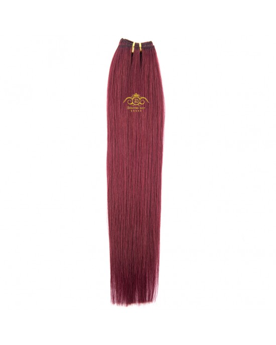 8A Straight weft Purple #99J
