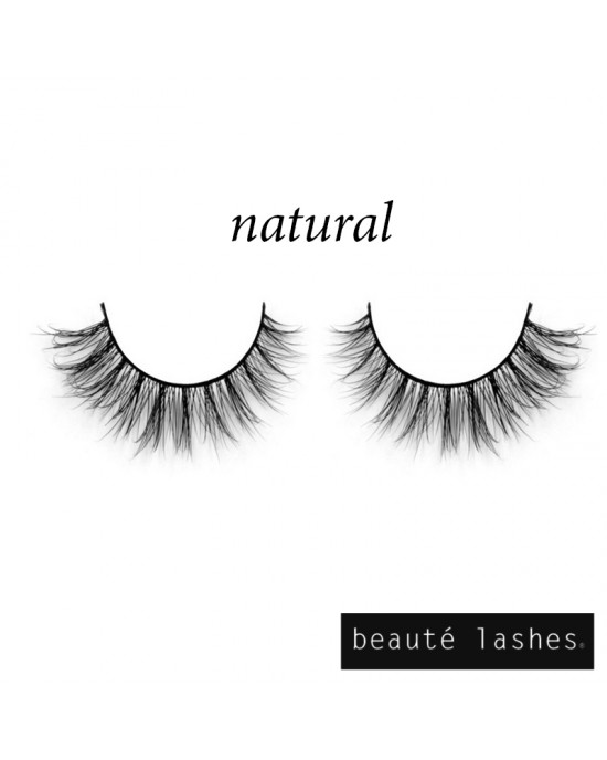 3D Mink Lashes natural