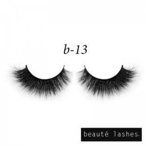 3D Mink Lashes b-13
