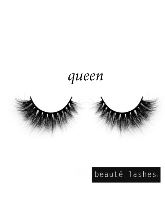 3D Mink Lashes queen