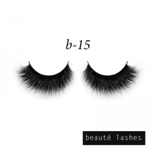 3D Mink Lashes b-15