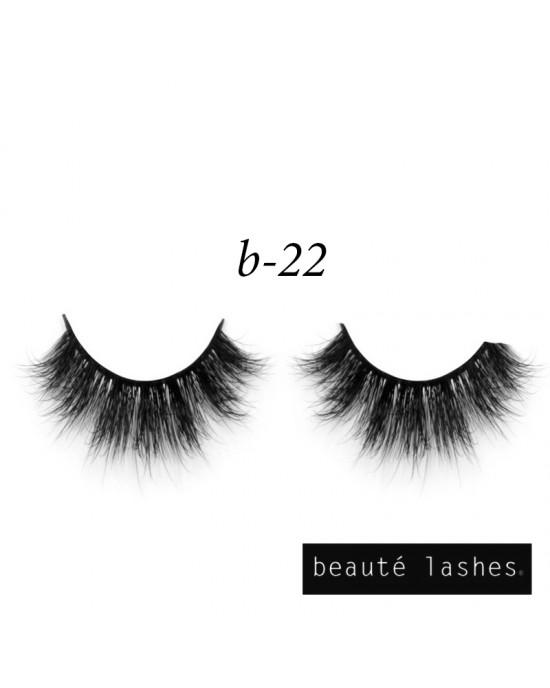 3D Mink Lashes b-22