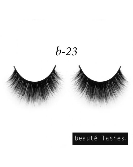 3D Mink Lashes b-23