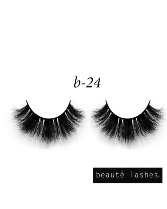3D Mink Lashes b-24