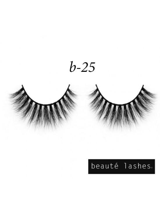 3D Mink Lashes b-25