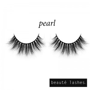3D Mink Lashes pearl