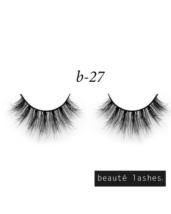 3D Mink Lashes b-27