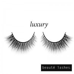 3D Mink Lashes luxury