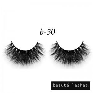 3D Mink Lashes b-30
