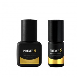 Prime 6 adhesive for strip lashes