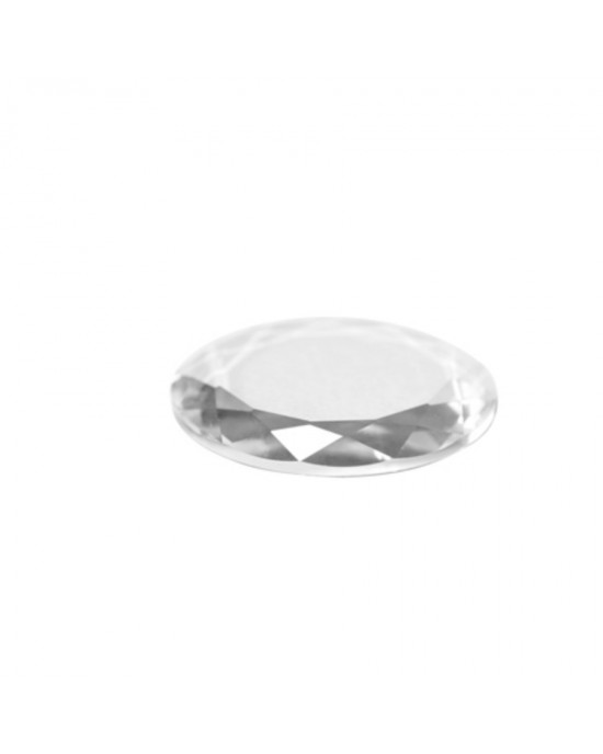 ROUND CRYSTAL PLATE -LITE