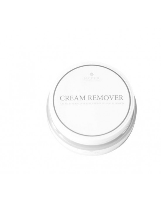 Eyelashes Cream Remover
