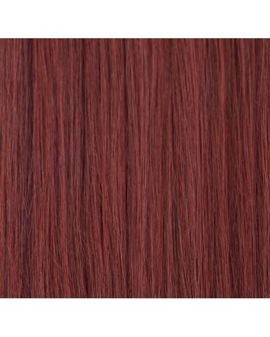 Clip-in hair - Golden brown #33