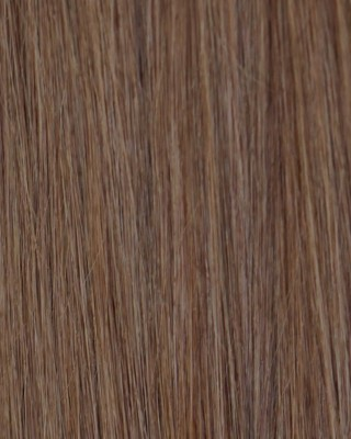 Clip-in hair - Light brown #08