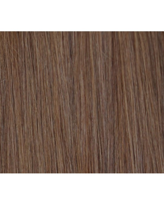 Clip-in hair - Light brown #08