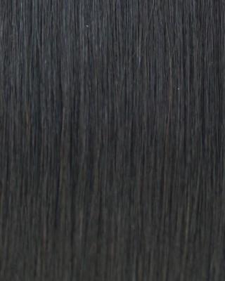 Clip-in hair - Jet Black #01