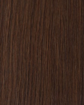 Clip-in hair - Medium brown #04