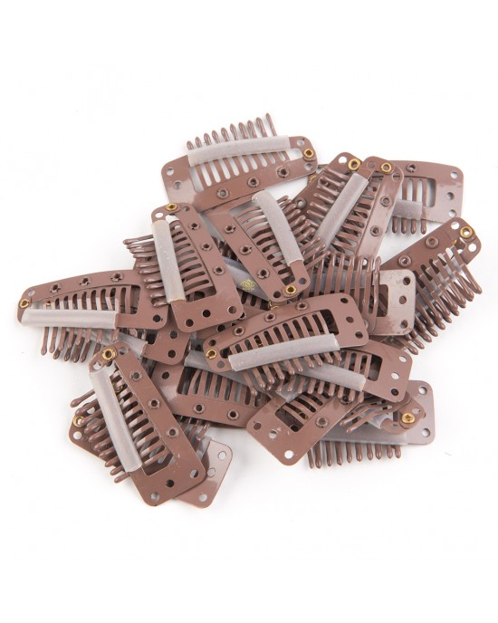 Hair Extensions clips 36 mm