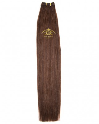 Remy Double drawn 8А - Chesnut brown #04