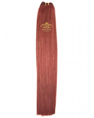 8A Straight weft 55cm - Golden brown #33