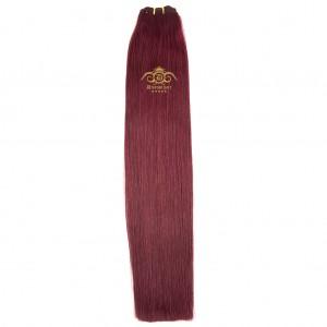 8A Straight weft 55cm - Mahogany #99J